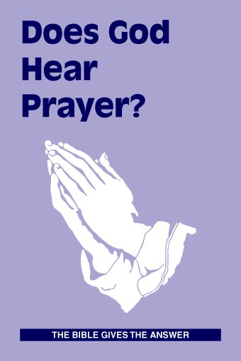 does_god_hear_prayer
